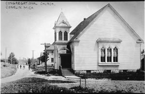 Conklin Cong. Church
